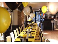 Children's party planner, balloon creations, sweetie tables, cakes and more