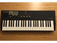 Waldorf Blofeld Keyboard Black with soft Cobra Case