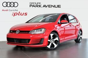 2015 Volkswagen Golf GTI ENS. TECHO+TOIT PANORAMIQUE !