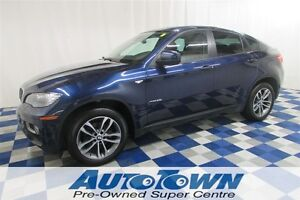 2014 BMW X6 xDrive35i/PANO/NAV/360 CAM/NO ACCIDENTS