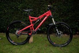 Intense 6.6 Enduro Bike