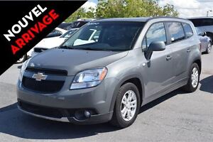 2012 Chevrolet Orlando LT A/C MAGS 7 PASSAGER
