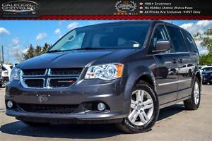 2016 Dodge Grand Caravan Crew|Navi|DVD|Backup Cam|Pwr Sliding Do