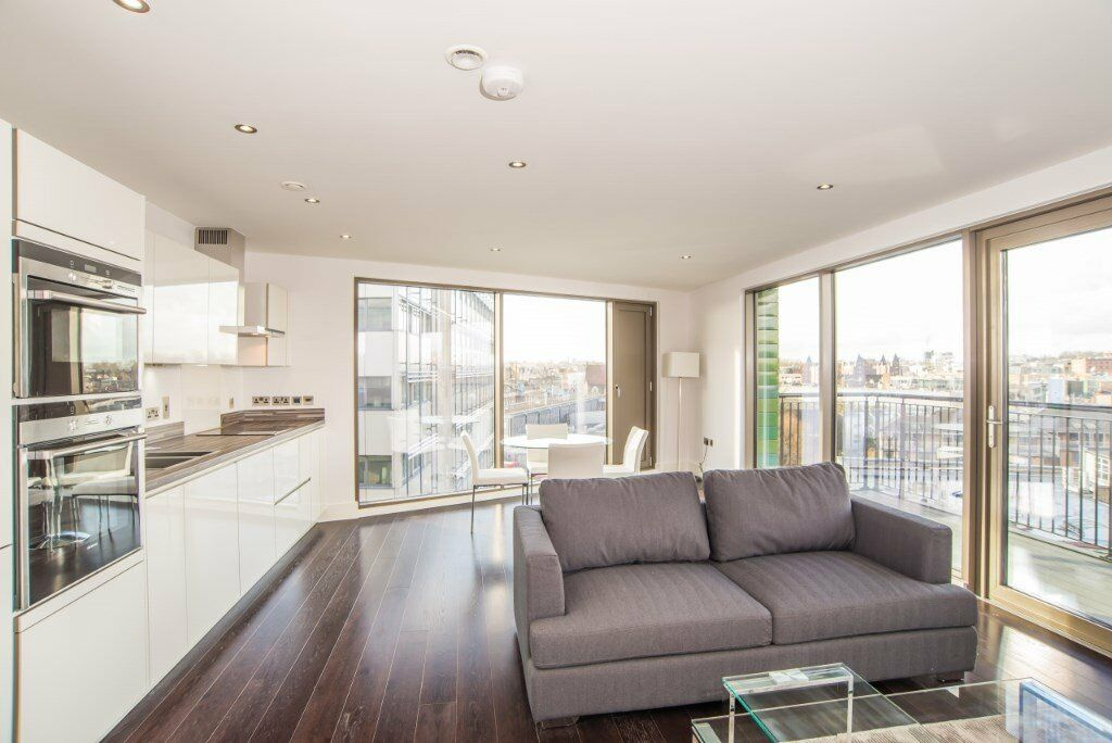 LUXURY 2 BED 2 BATH REGENT CANALSIDE NW1 CAMDEN TOWN ROAD KENTISH TOWN CHALK FARM BELSIZE PARK
