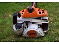 stihl FS 70 RC petrol brush cutter