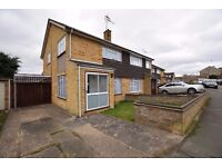 A lovely 3 bedroom semi-detached house. Short walk to Station and High Street. Garden and driveway
