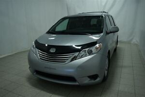 2015 Toyota Sienna LE, 8 Passagers, Climatiseur 3 zones, Roues e