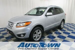 2010 Hyundai Santa Fe Limited AWD/LEATHER/SUNROOF/BLUETOOTH