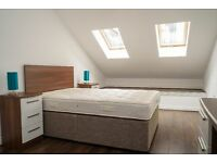 Double En-suite room Available July- Smart TV in bedroom & fully furnihsed - Liverpool 3 VIEW NOW!
