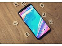 OnePlus 5t - 64gb with original packaging - as good as new - SIM FREE