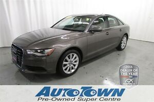 2012 Audi A6 3.0 Premium FLASH SALE ON NOW *SAVE an Additonal $