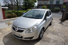 Excellent Vauxhall Corsa for sale in great condition. Low insurance & tax. 07792639722/07835325929
