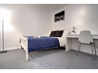 Ensuite Double Room in a brand new 2 bed flat with lounge! Don't miss out!