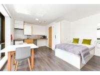 STUDENT ROOMS TO RENT IN LIVERPOOL.LUXURY APARTMENT WITH PRIVATE ROOM, BATHROOM,LOUNGE&STUDY AREA