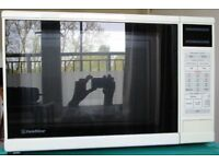 Microwave Combi Oven (microwave, convection oven and grill)