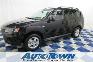 2012 Mitsubishi Outlander ES/AWD/KEYLESS ENTRY/ALLOY WHEELS!!