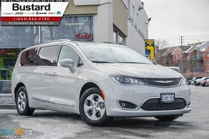 2017 Chrysler Pacifica TOURING L | LEATHER | SAFETYTEC | DVD