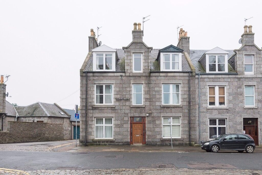 AM AND PM ARE PLEASED TO OFFER FOR LEASE THIS BRIGHT 1 BED FLAT-ALBYN GROVE-ABERDEEN-REF: P3502