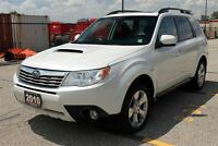 2010 Subaru Forester 2.5 XT Limited / NAVIGATION