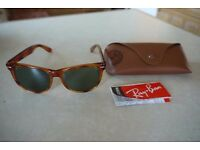VINTAGE 100 % GENUINE Ray-Ban RB LARGE Sunglasses Made in USA