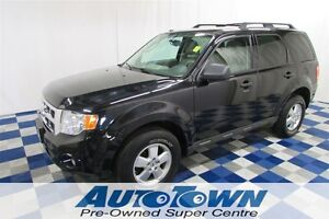 2011 Ford Escape XLT 4X4/ALLOYS/USB/ONE OWNER
