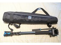 Video Monopod Benro A48FDS4 **Great condition** Do not miss this bargain