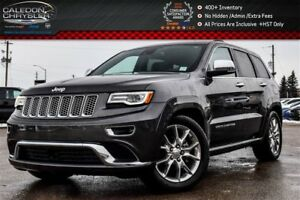 2016 Jeep Grand Cherokee Summit|4x4|Navi|DVD|Pano Sunroof|Adapti
