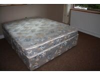 Double bed including mattress - check out my other items for sale