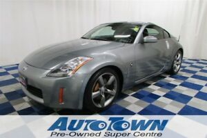 2005 Nissan 350Z 35th Anniversary/LEATHER/TOUCH SCREEN/LOW KM!!