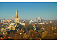 LIVE-IN PA (CARER) IN NORWICH. £945 PER WEEK. WEEK ON/OFF. DECEMBER START (NO XMAS/NEW YEAR SHIFT).