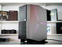 Alienware Aurora R5 Liquidcooled Gaming PC - VR/Oculus Ready, i7 6700K, GTX 1080