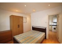 Fully Furnished- Very Spacious Studio Apartment-Separate Kitchen- Kingscourt Road-Streatham Hill