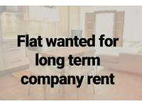 Need a flat in Telford area, 2 year rent