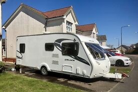 Caravan for Sale; 2010 Sterling Cruach Cairngorm; 4 Berth; Excellent Condition; Serviced November 16