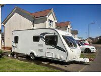 Caravan for Sale; 2010 Sterling Cruach Cairngorm; 4 Berth; Excellent Condition; Serviced November 16