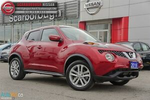 2016 Nissan Juke SV-ACCIDENT FREE-A.W.D.!!!