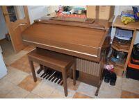 Yamaha electone organ c 55