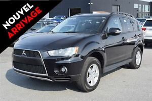 2011 Mitsubishi Outlander AWD V6 AC MAGS 7 PASSAGERS