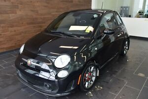 2013 Fiat 500 Abarth Hatch NO Accidents! *Manual* Trans! LOW KMS