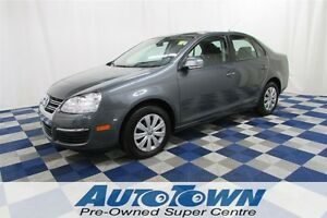 2010 Volkswagen Jetta Trendline 2.5 - LOW KMS! PERFECT FIRST CAR