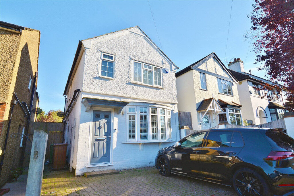2 Bedroom House In Bushey With Conservatory