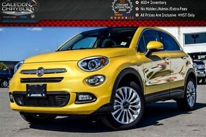 2016 Fiat 500X Lounge|AWD|Dual Pane Sunrpoof|Backup Cam|Bluetoot
