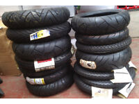 TYRE FOR SCOOTER - '10 '11 '12 '13 INCHES - NEW BUT OLD STOCK