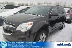 2014 Chevrolet Equinox LT REAR CAMERA! TOUCH SCREEN! BLUETOOTH!