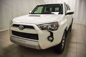 2016 Toyota 4Runner Trail edition, Cuir, Toit ouvrant, Phare ant