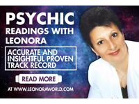 Psychic Readings by Telephone, Email or Instant Chat