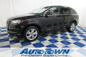 2014 Audi Q7 Progressiv AWD/BCK CAM/NAV/ACCIDENT FREE/OWN OWNER