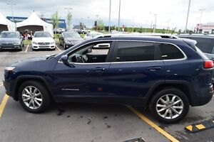 2015 Jeep Cherokee 4x4 Limited No Payments for 3 Months