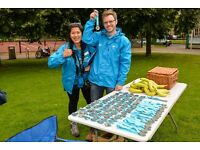 Event volunteers needed for charity cycle event - Stirling