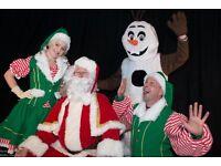 Seasonal Stiltwalkers, Mascots, Walkabout characters